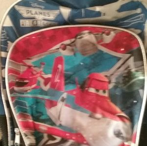 DISNEY'S Planes Fire&Rescue Backpack W/Paint Set